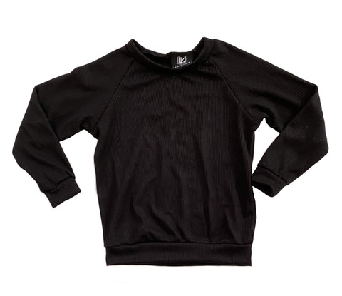 Black Cardigan OR Raglan
