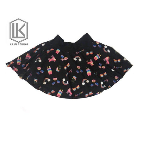 Summer Vibe Skirt (5 colors)