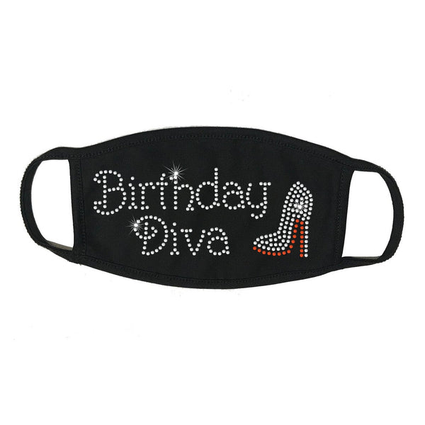 Birthday Diva with Heel
