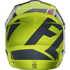 Fox Racing V-1 Race Helmet Bt. Yellow - 2