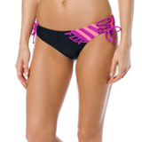 Fox Racing Cosmik Lace Up Bikini Bottom Melon