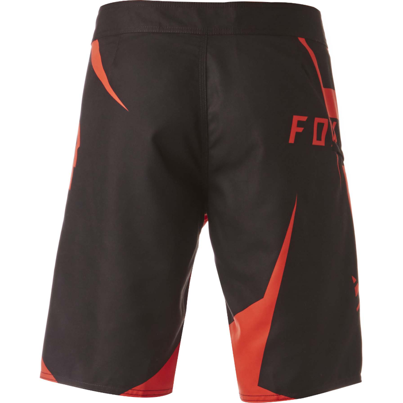 Fox Racing Motion Fracture Boardshort Red