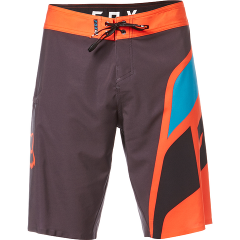 Fox Racing Dive Seca Boardshort Black/Orange