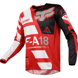 Fox Racing 180 Sayak Jersey 2018 Red