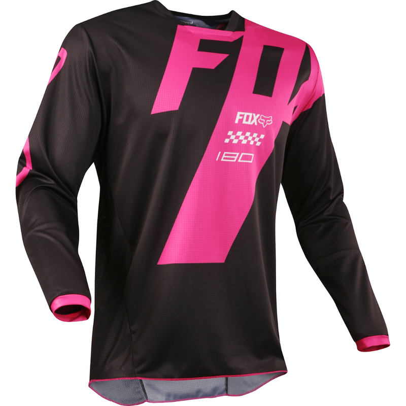 Fox Racing 180 Mastar Jersey 2018 Black
