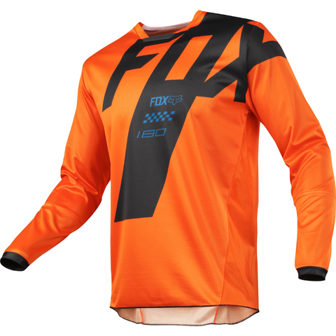 Fox Racing 180 Mastar Jersey 2018 Orange