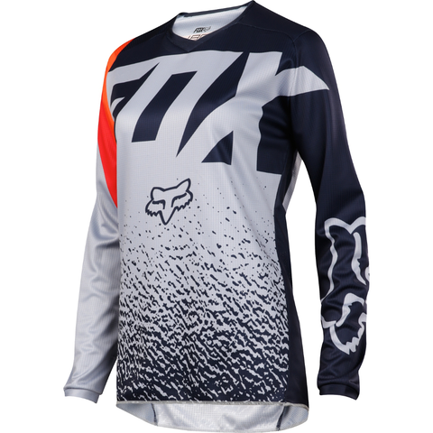 Fox Racing 180 Womens Jersey 2018 Grey/Orange