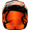 Fox Racing V-1 Race Helmet 2018 Orange