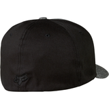 Fox Racing Transistor Flexfit Hat Heather Black