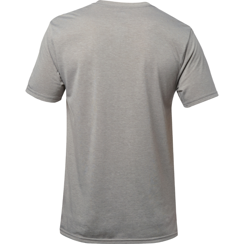 Fox Racing Draftr Premium Tee Heather Grey