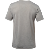 Fox Racing Zerio Premium Tee Heather Grey