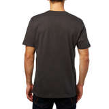 Fox Racing Abyssmal Premium Tee Black Vintage