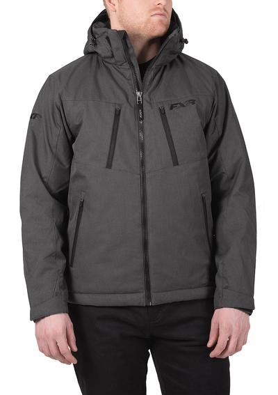 FXR Northward Jacket Charcoal