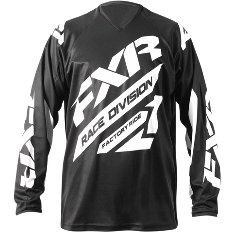FXR Clutch MX 17 Jersey Black