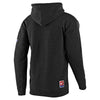 TLD Honda Retro Victory Wing Pullover Char Heather