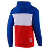 TLD Honda Retro Wing Pullover Blue/White/Red