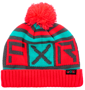 FXR Helium Youth Beanie Coral/Mint