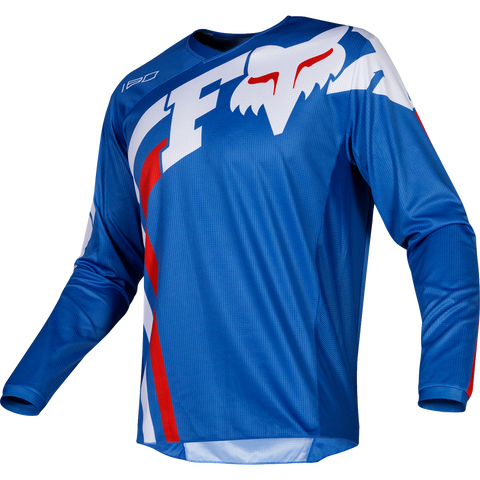 Fox Racing 180 Cota Jersey Blue