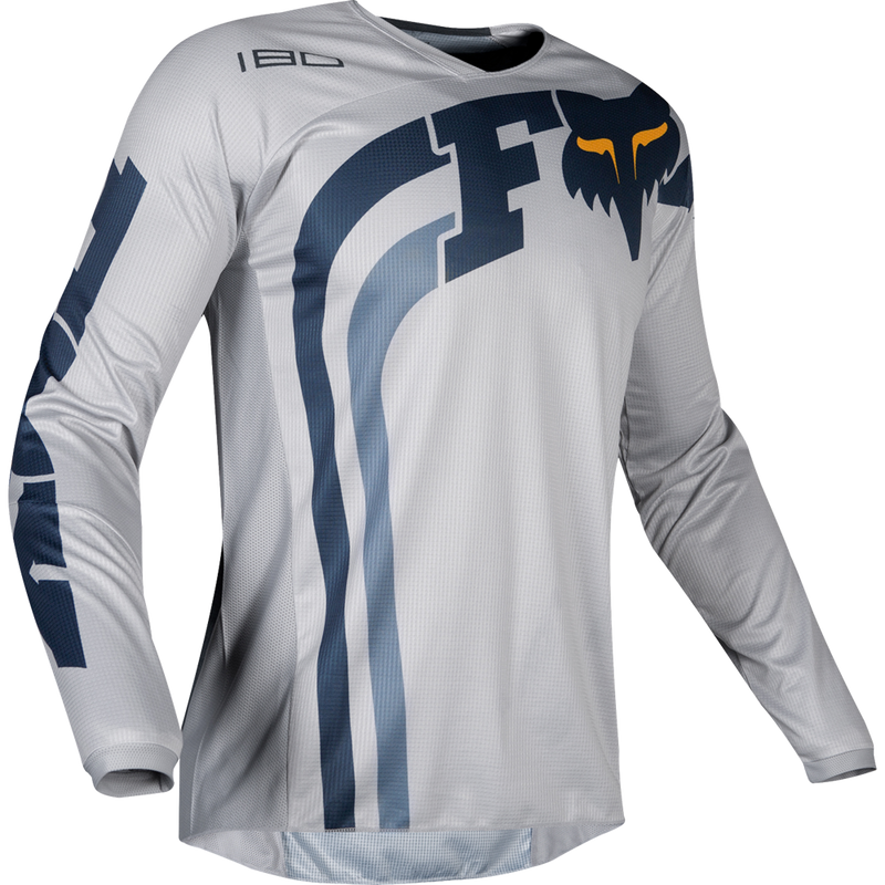 Fox Racing 180 Cota Jersey Grey
