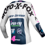 Fox Racing 180 Czar Jersey Grey
