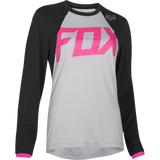 Fox Racing Womens Switch Mata Jersey Black Pink