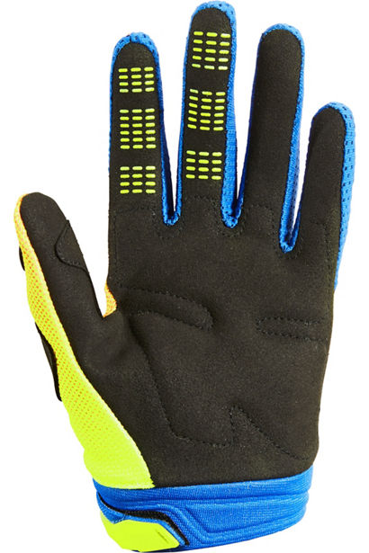 Fox Youth Oktiv Glove Flo Yellow