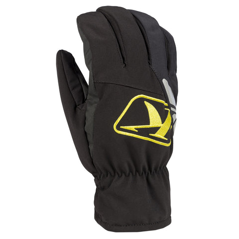 Klim Klimate Short Glove Black