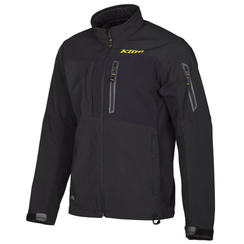 Klim Inversion Jacket Black
