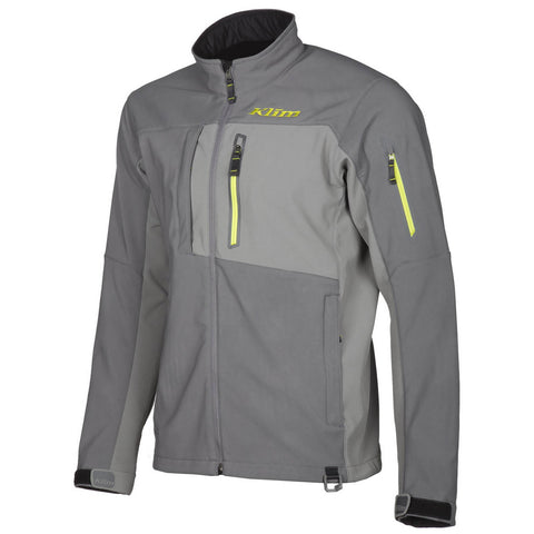 Klim Inversion Jacket Grey