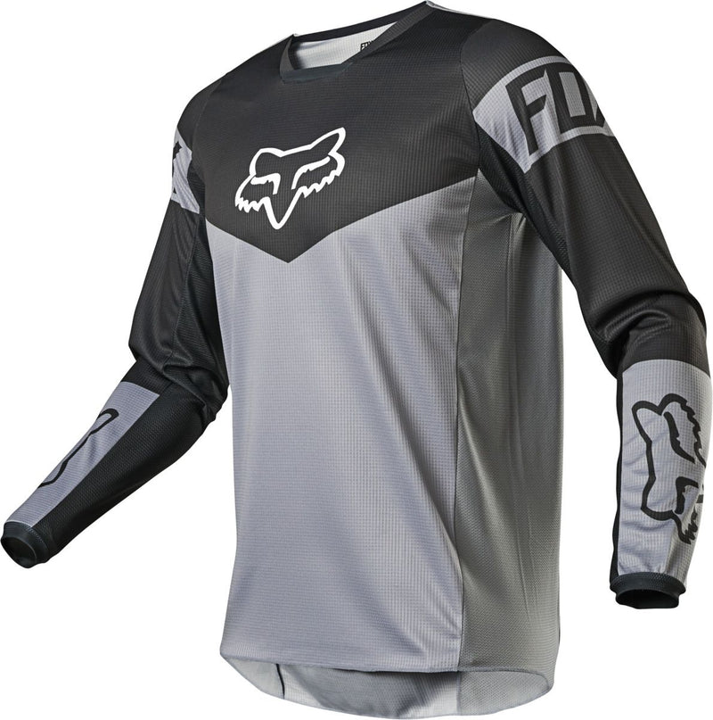 Fox 180 Revn Jersey Steel Grey
