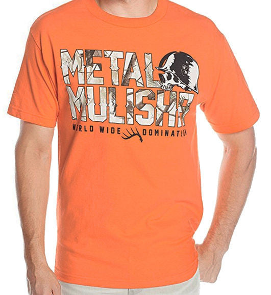 Metal Mulisha Chill Tee Orange