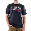Slednecks LTR Tee Shirt Charcoal Heather