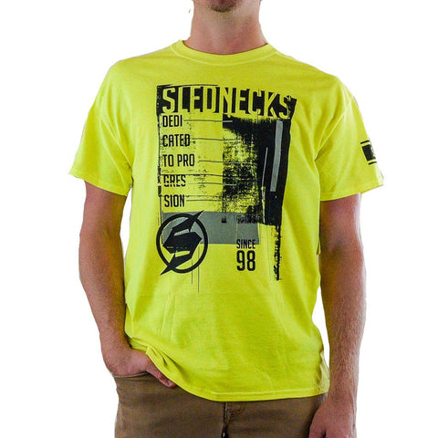 Slednecks Outlaw Tee Shirt Limon