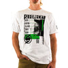 Slednecks Outlaw Tee Shirt White