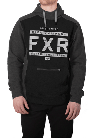FXR Authentic Pullover Black/Charcoal