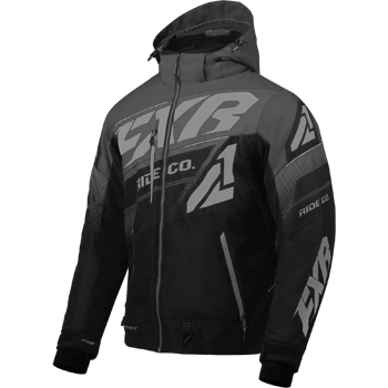 FXR Boost FX Jacket Black/Char/Grey