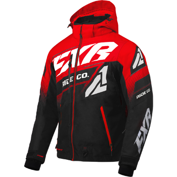 FXR Boost FX Jacket Black/Red/White