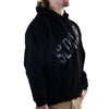 Slednecks Side Split Pullover Hoody Black