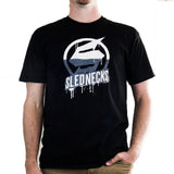 Slednecks Homeland Tee Shirt Black