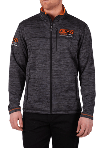 FXR Elevation Tech Zip Fleece Race Division