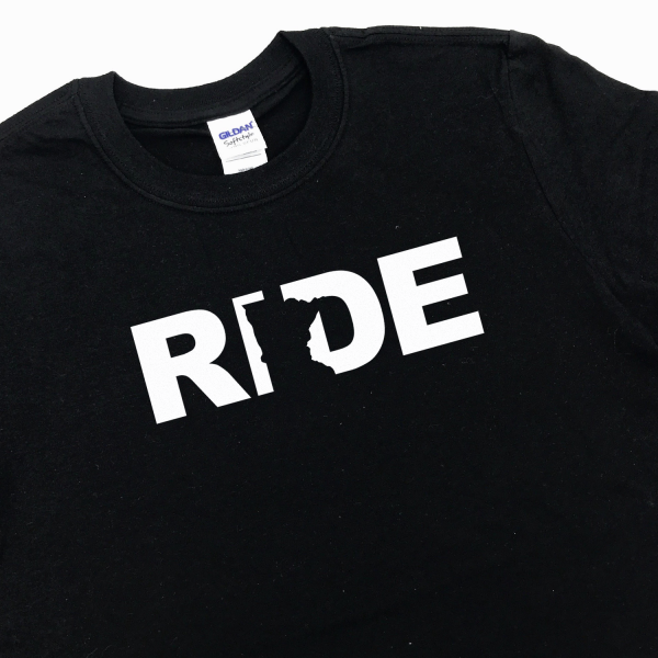 Ride Minnesota Shirt Black