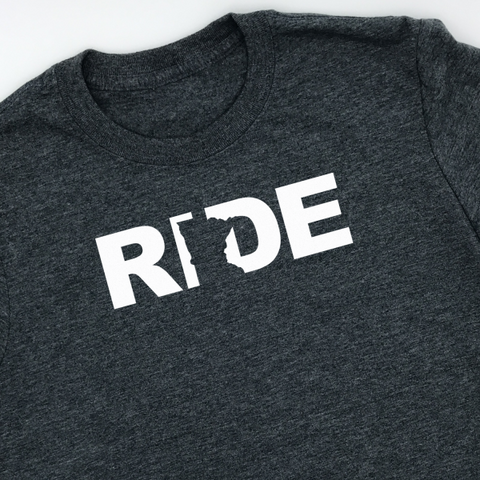 Ride Minnesota Shirt Dark Heather
