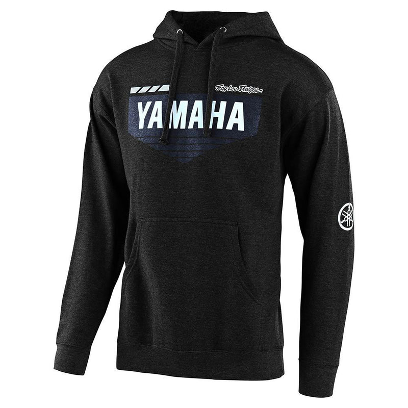 TLD Yamaha L4 Pullover Char Heather