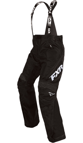 FXR X-System Womens Pant Blk/Wht