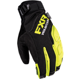 FXR Attack Lite Glove Black/Hi Vis