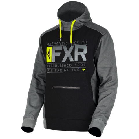 FXR Authentic Pullover Hoodie Heather
