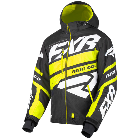 FXR Boost X 19 Jacket Black HiVis