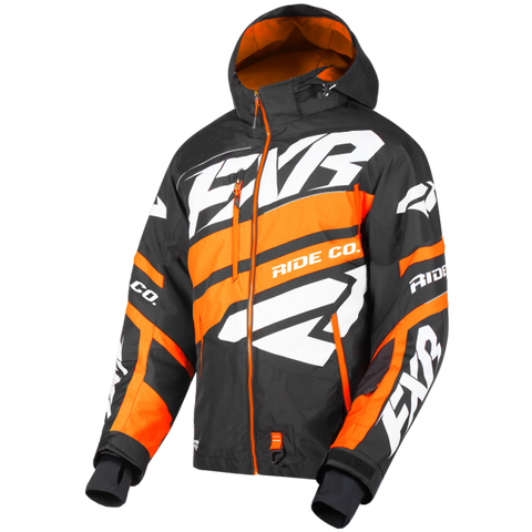 FXR Boost X 19 Jacket Black Orange