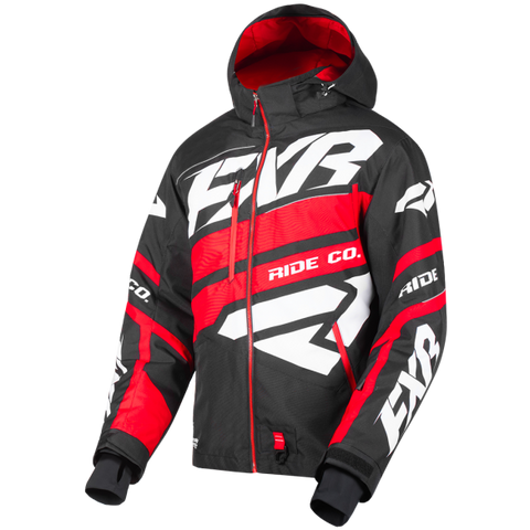 FXR Boost X 19 Jacket Black Red