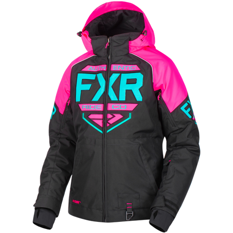 FXR Clutch Womens 2019 Jacket Electric Mint